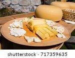 Cheese Factory In Zadnji Vogel...