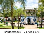 goias is a municipality in the... | Shutterstock . vector #717361171