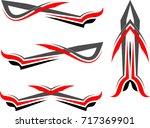 graphic design  vehicle... | Shutterstock .eps vector #717369901