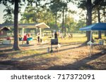 blur group of latin america... | Shutterstock . vector #717372091