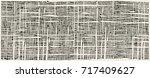 paint brush strokes texture  ... | Shutterstock .eps vector #717409627