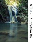 te lor su waterfall in... | Shutterstock . vector #717441325