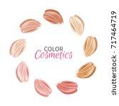 vector illustration of color... | Shutterstock .eps vector #717464719