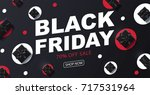 black friday 2018 place for... | Shutterstock .eps vector #717531964