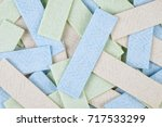close up abstract background... | Shutterstock . vector #717533299