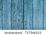 Old Wooden Surface Of The...