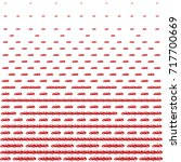abstract halftone background of ... | Shutterstock .eps vector #717700669