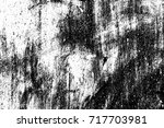 abstract background. monochrome ... | Shutterstock . vector #717703981