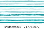 seamless striped pattern.... | Shutterstock .eps vector #717713077