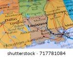 Louisiana Map