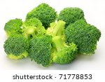 broccoli | Shutterstock . vector #71778853