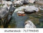 april 17  2015 la ceiba ... | Shutterstock . vector #717794545