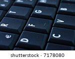 keyboard | Shutterstock . vector #7178080