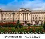 london  uk   circa june 2017 ... | Shutterstock . vector #717833629