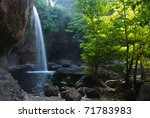 waterfall in thailand national... | Shutterstock . vector #71783983