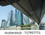 moscow  russia   august 13 ...   Shutterstock . vector #717907771