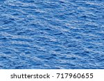 Surface Water Of Blue Color...
