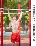 fitness  sport  training and... | Shutterstock . vector #717986899