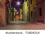 Grunge Dark Alley  Slums Of Th...
