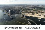 Aerial View Of Amsterdam  The...