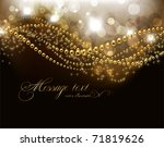 elegant background with place... | Shutterstock .eps vector #71819626