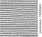 blob brush strokes  random... | Shutterstock .eps vector #718200601
