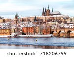Prague Castle And Charles...