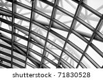 structure of ceiling made from...