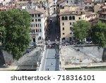 city view | Shutterstock . vector #718316101