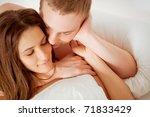tenderness | Shutterstock . vector #71833429