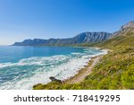 cape town  clarence drive  ... | Shutterstock . vector #718419295
