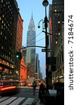The Chrysler Building In New...