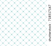 seamless pattern with repeating ... | Shutterstock .eps vector #718517167