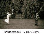 minsk  belarus  september 16 ... | Shutterstock . vector #718738591