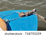 The Boat's Nose With A Lock On...