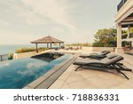 Swimming Pool With Sea View In...