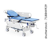 Hospital bed stretcher or...