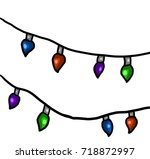 digital illustration of... | Shutterstock . vector #718872997