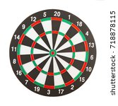 Small photo of Darts darts isolated on white background. This has clipping path.