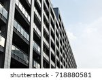 modern  luxury apartment... | Shutterstock . vector #718880581
