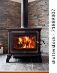 A New Cast Iron Wood Stove...