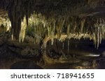 Dream Lake In Luray Caverns ...