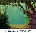 forest background | Shutterstock . vector #71906302