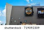 nashville  tn   sep. 20  2017 ... | Shutterstock . vector #719092309