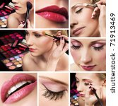 Collage Of Several Photos For...