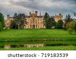 lednice castle in czech republic | Shutterstock . vector #719183539