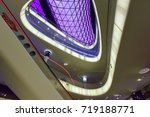 frankfurt germany may 08 ... | Shutterstock . vector #719188771
