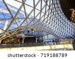 frankfurt germany may 08 ... | Shutterstock . vector #719188789