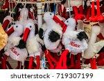 strasbourg  france   september... | Shutterstock . vector #719307199
