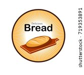 bread vector illurstration | Shutterstock .eps vector #719353891